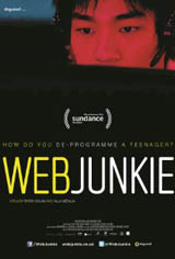 Web Junkie Movie Poster
