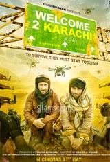 Welcome to Karachi (Welcome 2 Karachi) Movie Poster