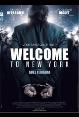 Welcome to New York Movie Poster