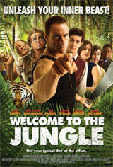 Welcome to the Jungle Movie Poster
