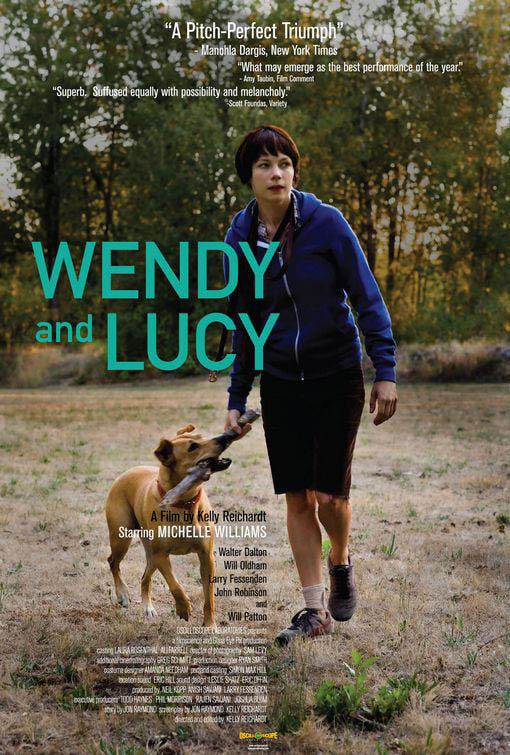 Wendy and Lucy Large Poster
