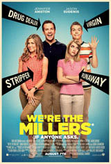 We're the Millers Movie Poster