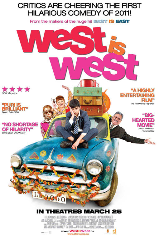 West is West Large Poster