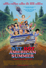 Wet Hot American Summer Movie Poster