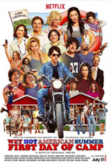 Wet Hot American Summer: First Day of Camp Movie Poster