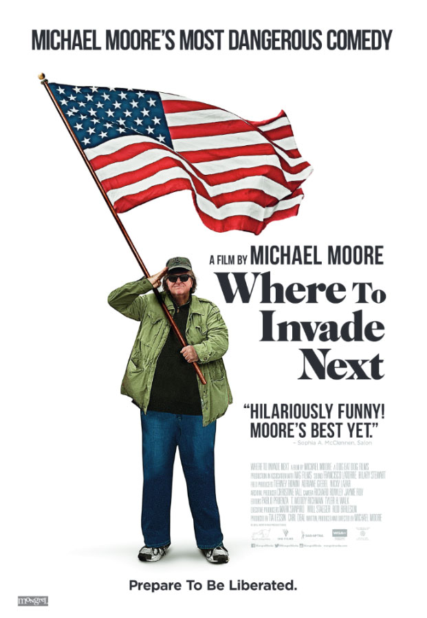 Where to Invade Next Large Poster