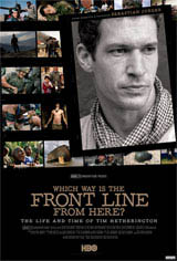 Which Way Is the Front Line from Here? The Life and Time of Tim Hetherington Movie Poster