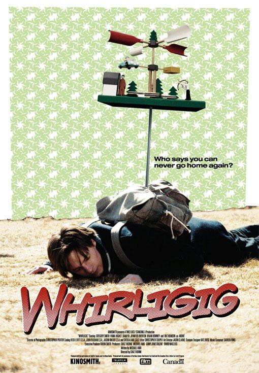 Whirligig Large Poster