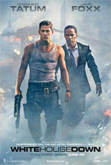 White House Down Movie Poster