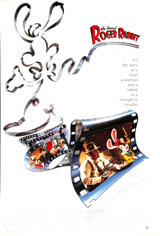 Who Framed Roger Rabbit Movie Poster