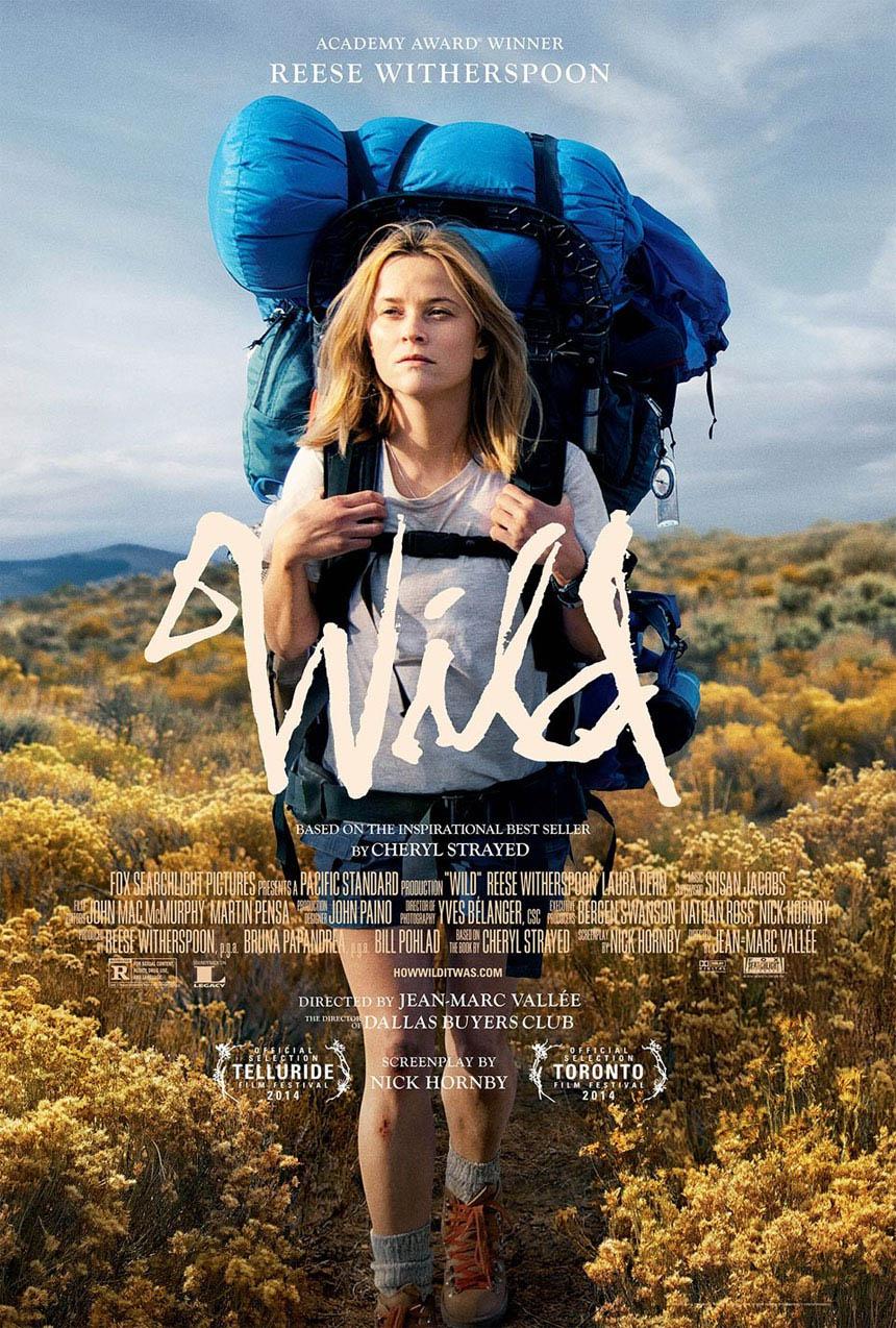 Wild Large Poster