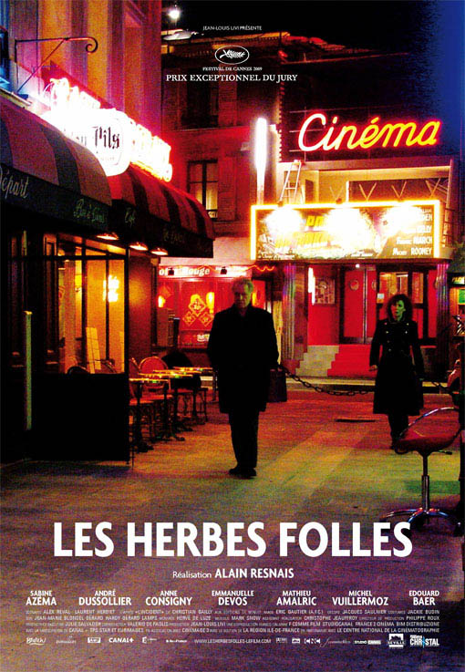 les herbes folles poster. Black Bedroom Furniture Sets. Home Design Ideas