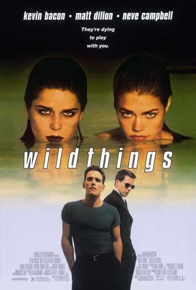 Wild Things Large Poster