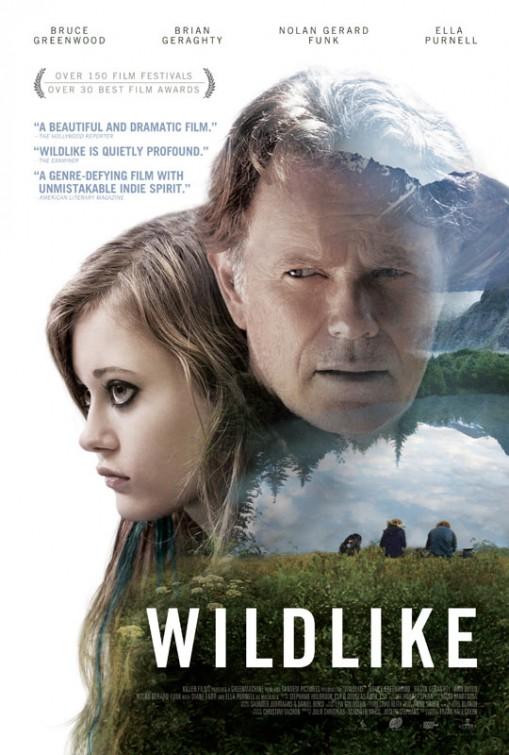 Wildlike Large Poster