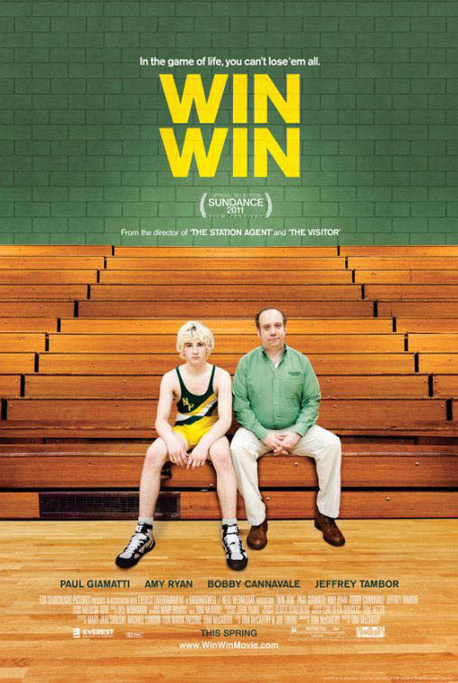 Win Win Large Poster