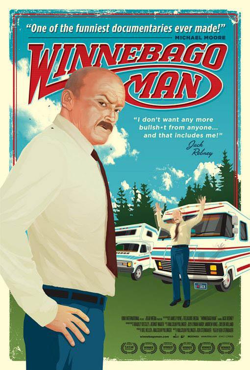 Winnebago Man Large Poster