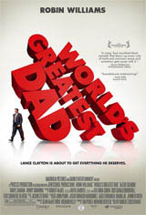 World's Greatest Dad Movie Poster