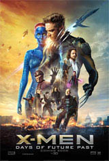 X-Men: Days of Future Past and Blended open today