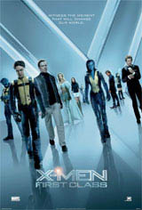 X-Men: First Class Movie Poster