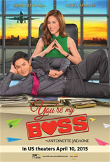 You're My Boss Movie Poster