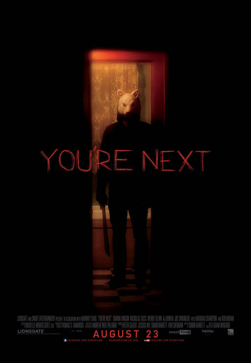 You're Next Large Poster