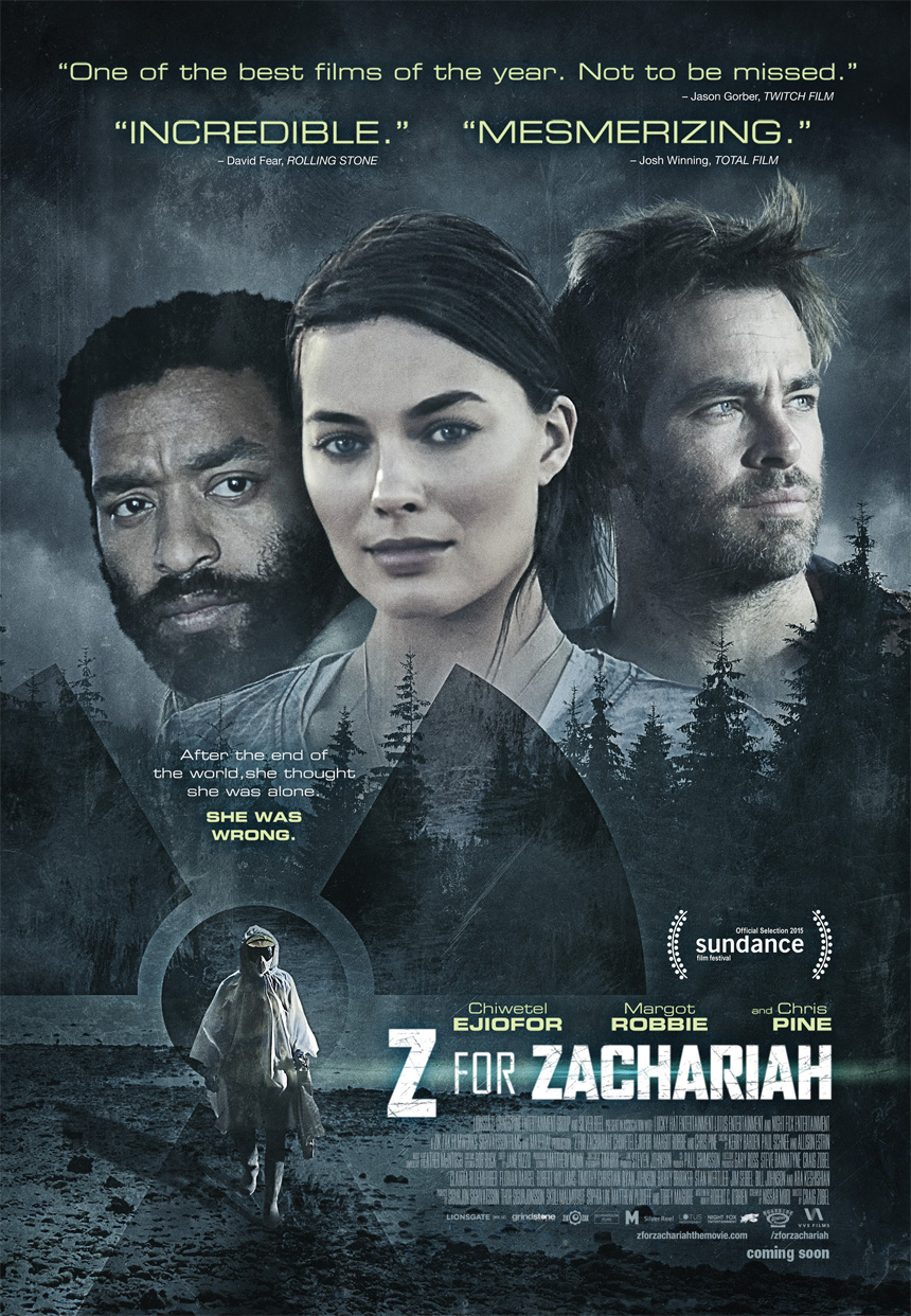 essay on z for zachariah