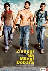 Zindagi Na Milegi Dobara Movie Poster