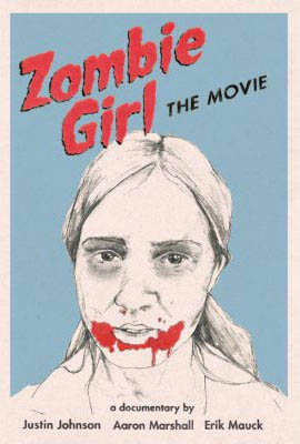 Zombie Girl: The Movie Large Poster