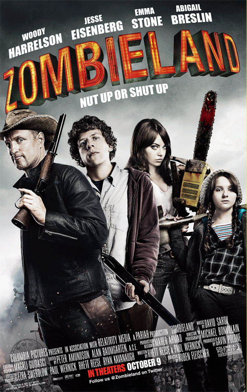 Zombieland Large Poster