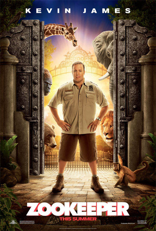 Zookeeper Large Poster