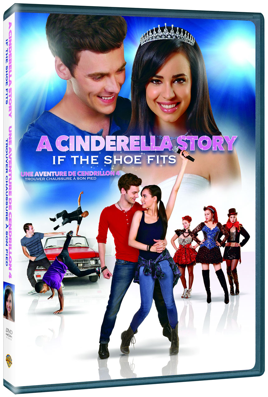 Cinderella Story: If the Shoe Fits  On DVD  Movie Synopsis and