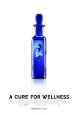 A Cure for Wellness movie trailer