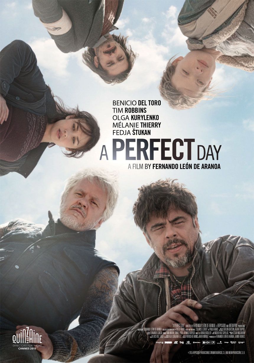 A Perfect Day Large Poster