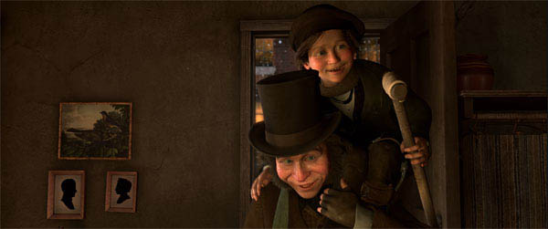 Disney's A Christmas Carol 3D Photo 1 - Large