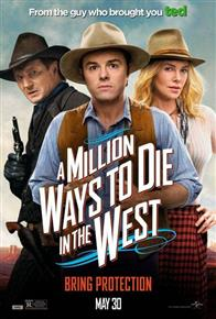 A Million Ways to Die in the West Photo 4
