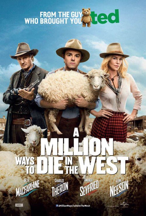 A Million Ways to Die in the West Photo 5 - Large