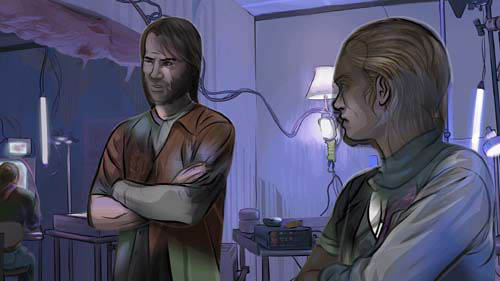 A Scanner Darkly Photo 17 - Large