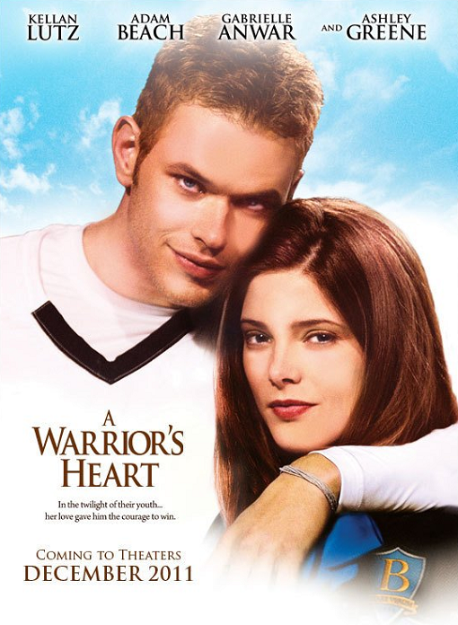 A Warrior's Heart Large Poster