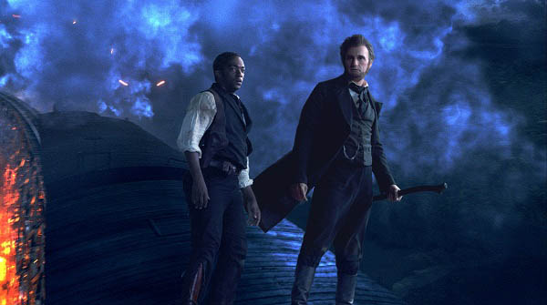 Abraham Lincoln: Vampire Hunter Photo 1 - Large