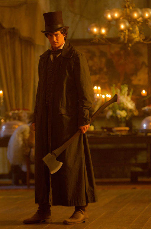 Abraham Lincoln: Vampire Hunter Photo 17 - Large