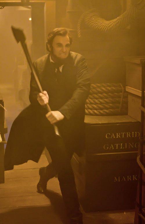 Abraham Lincoln: Vampire Hunter Photo 19 - Large