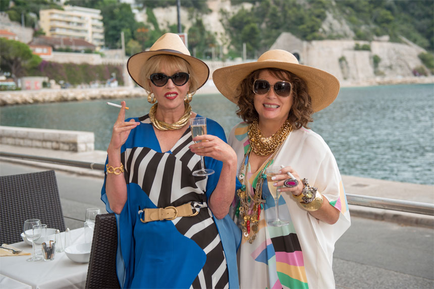 Absolutely Fabulous: The Movie Photo 9 - Large