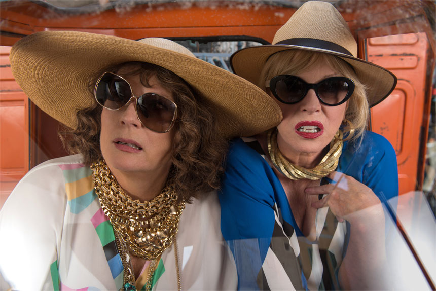 Absolutely Fabulous: The Movie Photo 10 - Large