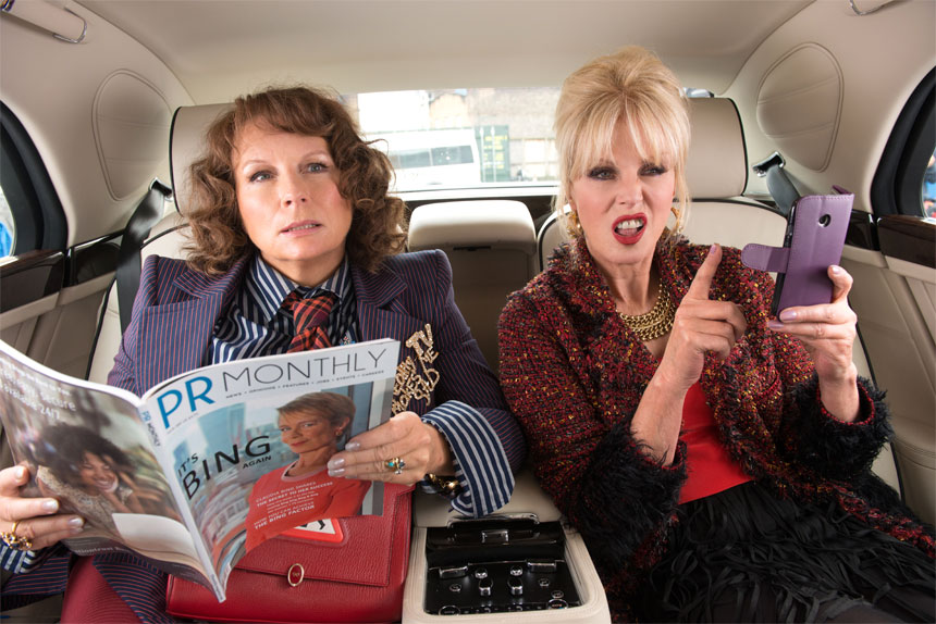 Absolutely Fabulous: The Movie Photo 12 - Large
