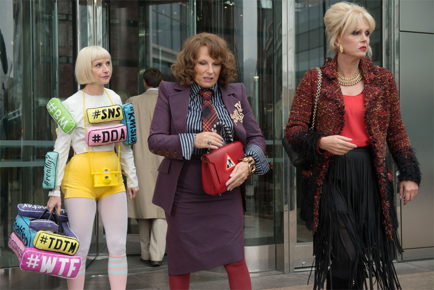 Absolutely Fabulous: The Movie Photo 14 - Large