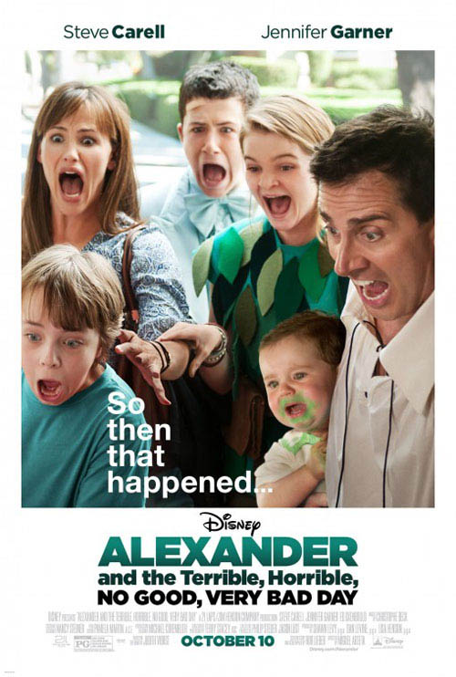 Alexander and the Terrible, Horrible, No Good, Very Bad Day Photo 7 - Large