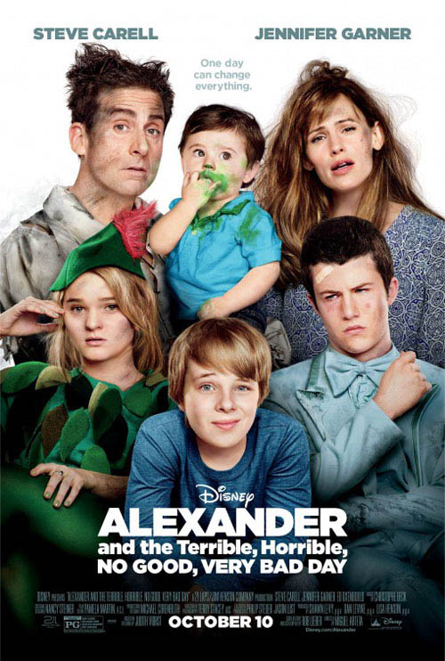 Alexander and the Terrible, Horrible, No Good, Very Bad Day Photo 9 - Large