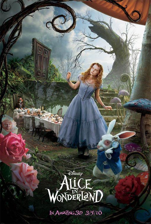 Alice in Wonderland Photo 32 - Large