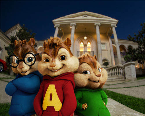 Alvin and the Chipmunks Photo 16 - Large