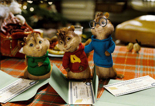 Alvin and the Chipmunks Photo 4 - Large